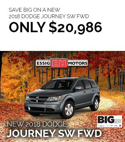 Dodge Journey Special