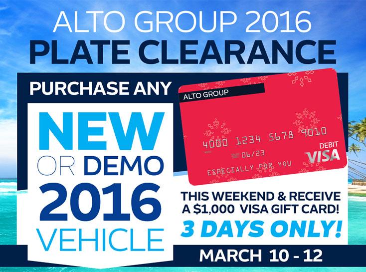 Alto Group Sale