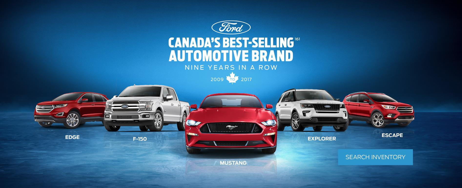 Reliable Ford I Fergus I Our Name Says it All!