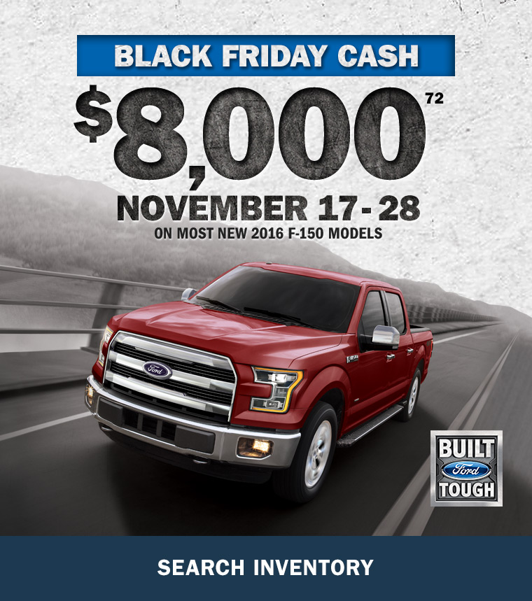 Ford Lincoln Lease Specials: Richmond Hill Dealership Serving Richmond Hill, ON