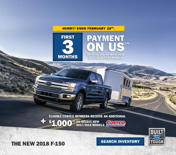 F-150 Year-End Offer