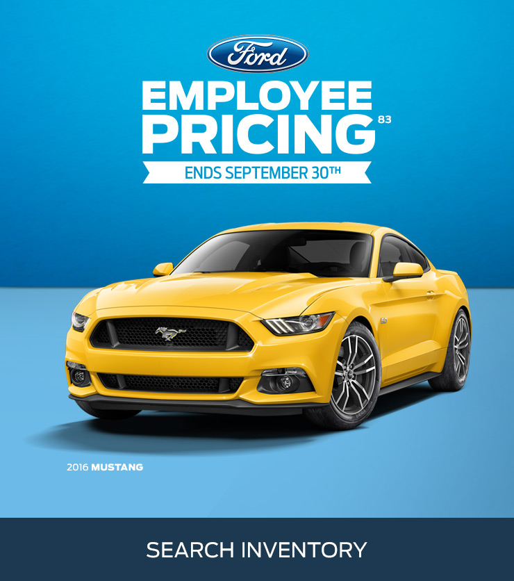 Ford Lincoln Lease Specials: New & Used Dealership In