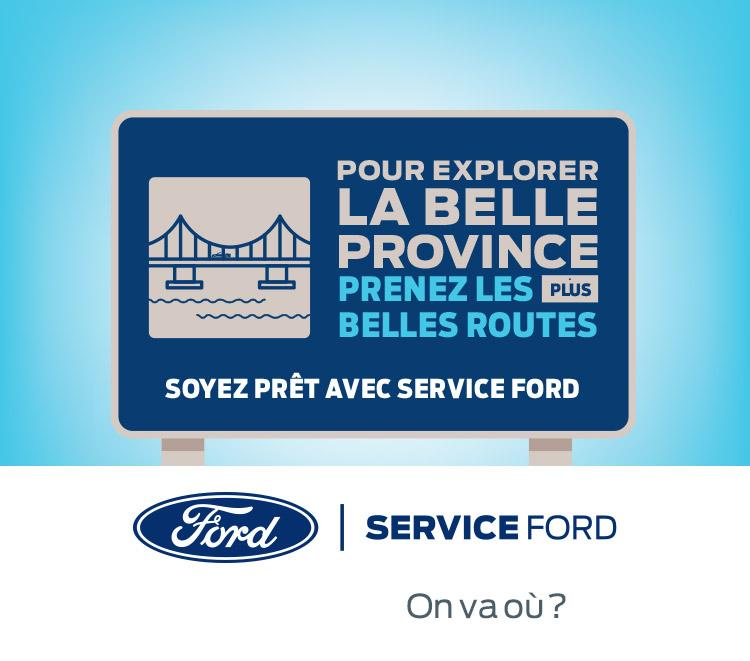SERVICE FORD