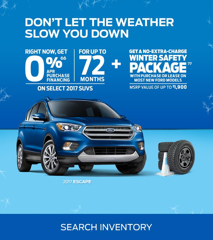 Ford Lincoln Lease Specials: Ottawa Ford Dealership Serving Ottawa, ON