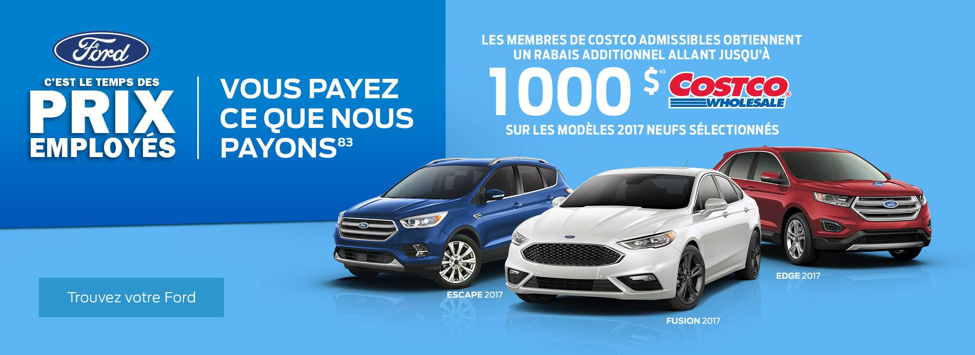 Concessionnaire Ford Situ 233 224 Valleyfield Prestige Ford