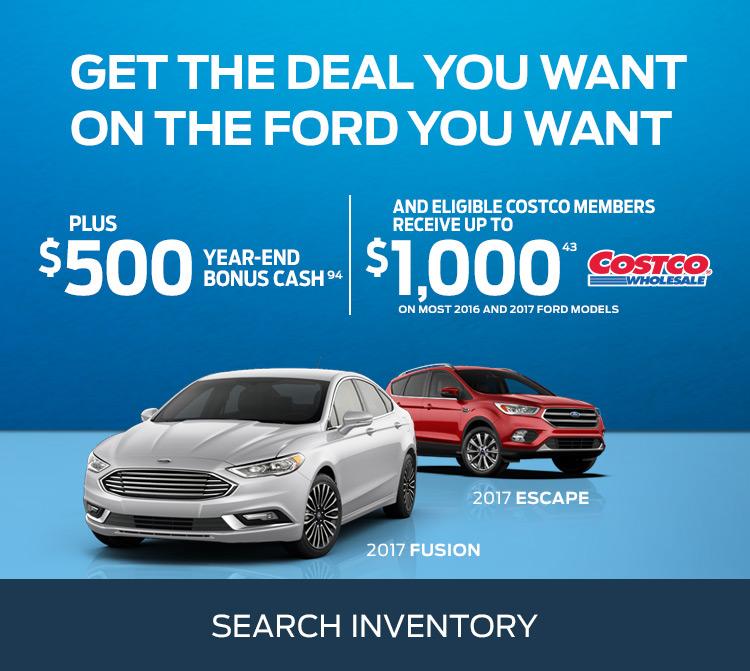 Lincoln Car Deals: Ford Dealership Serving Ottawa, On