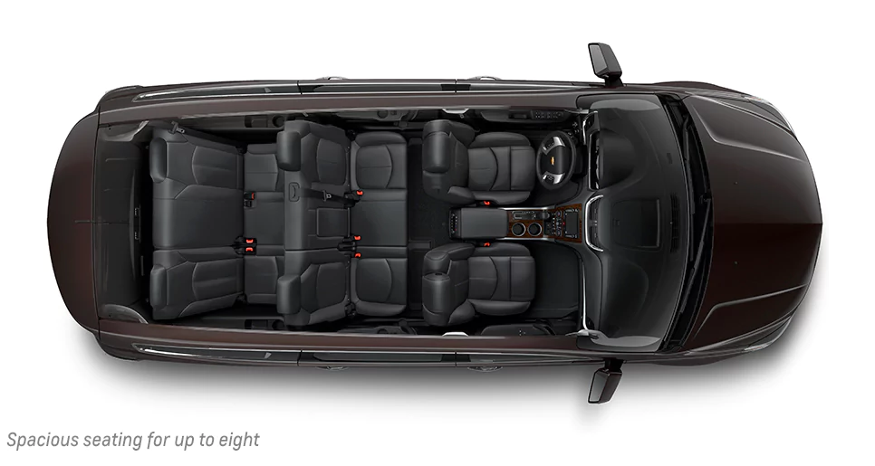 Chevy Traverse Seating Capacity Autos Post