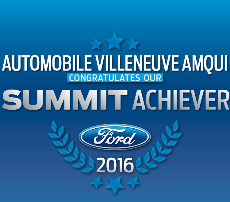 Summit Automobile VIlleneuve Amqui