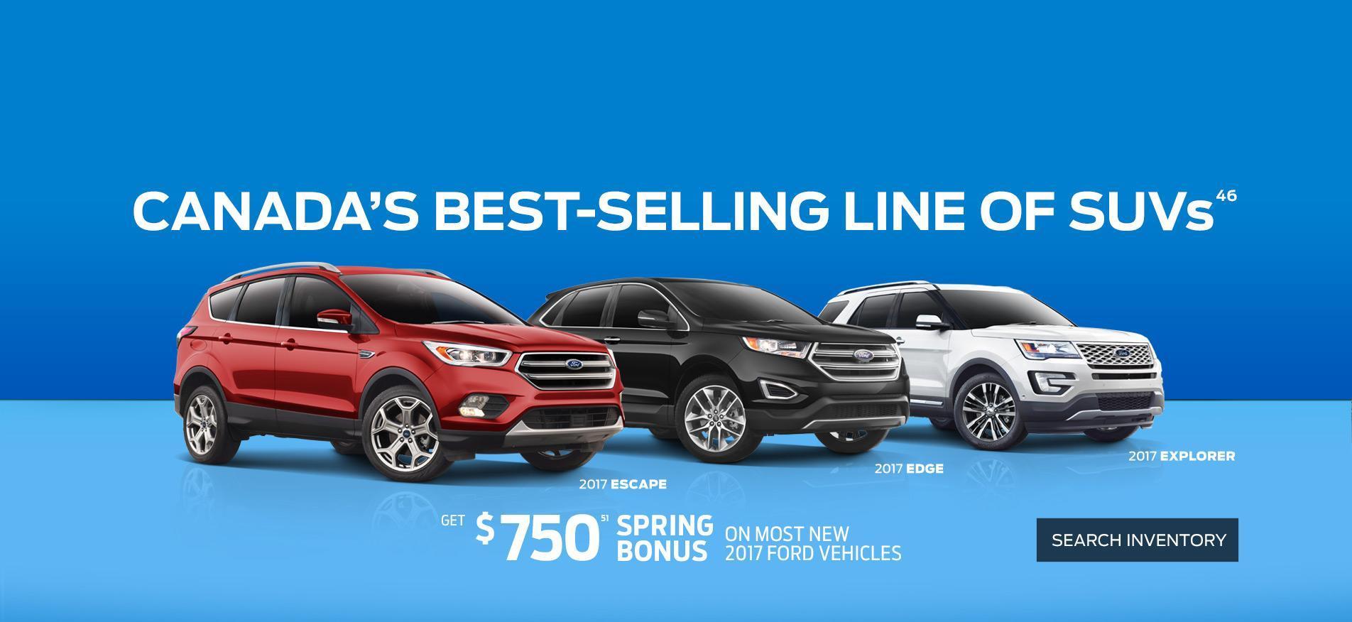 Wood Motors Ford Best Selling SUVs