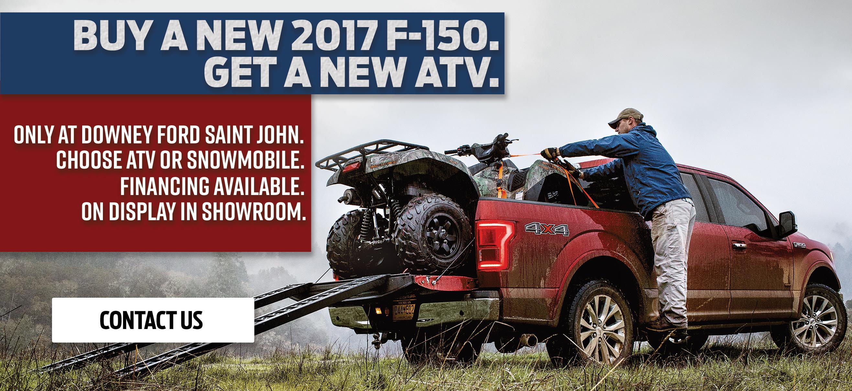 Exclusive ATV Sale