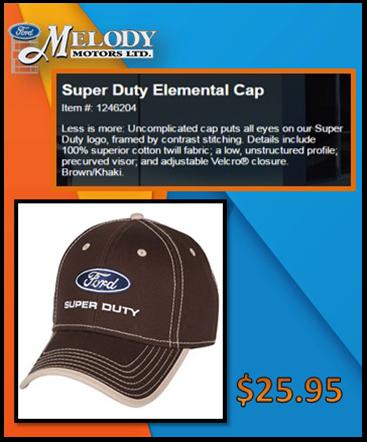 Super Duty Cap