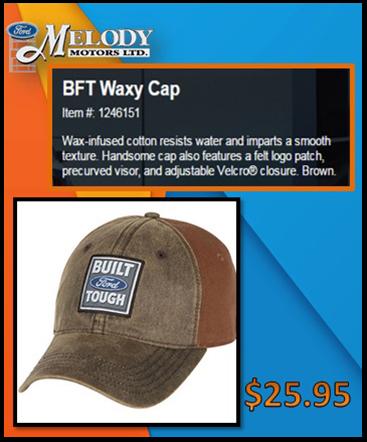 BFT Waxxy Cap