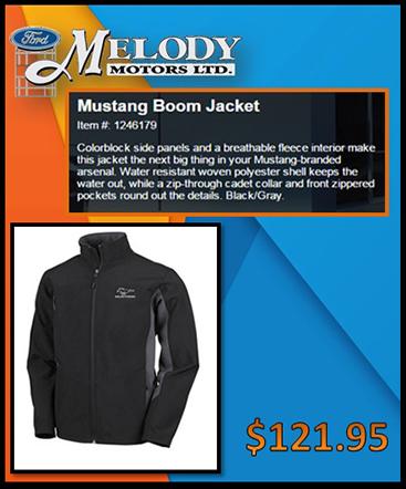Mustang Boom Jacket