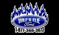 Wilf's Elie Ford Sales