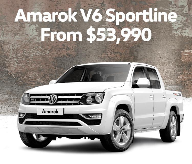 Amarok V6 Sportline - Mobile