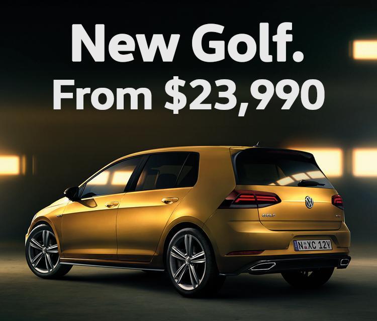 New Golf Mobile Drive Away