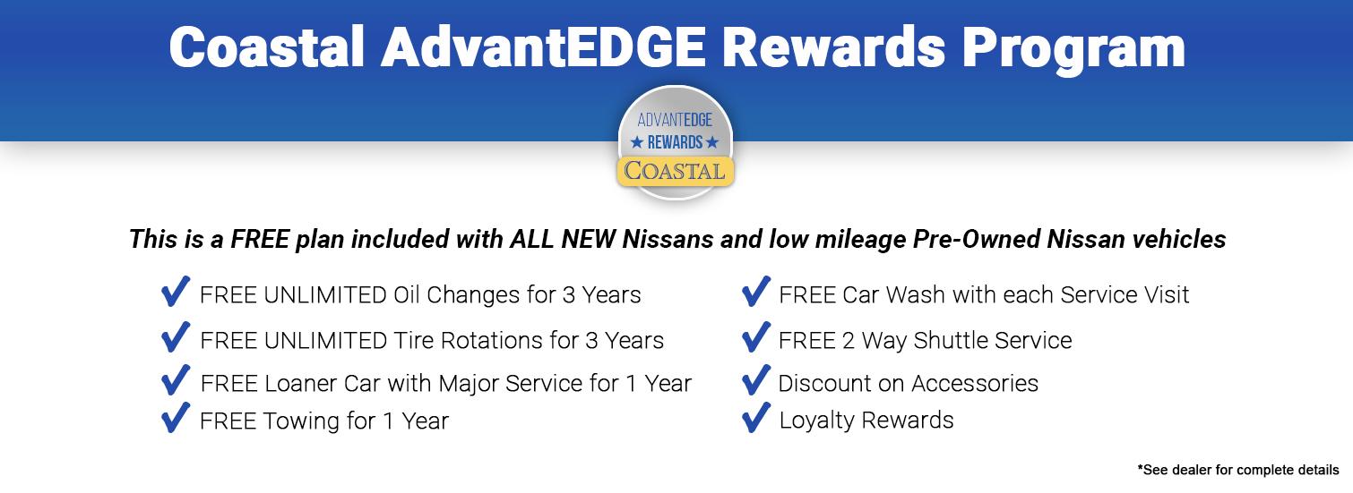 Coastal Saves AdvantEDGE Rewards