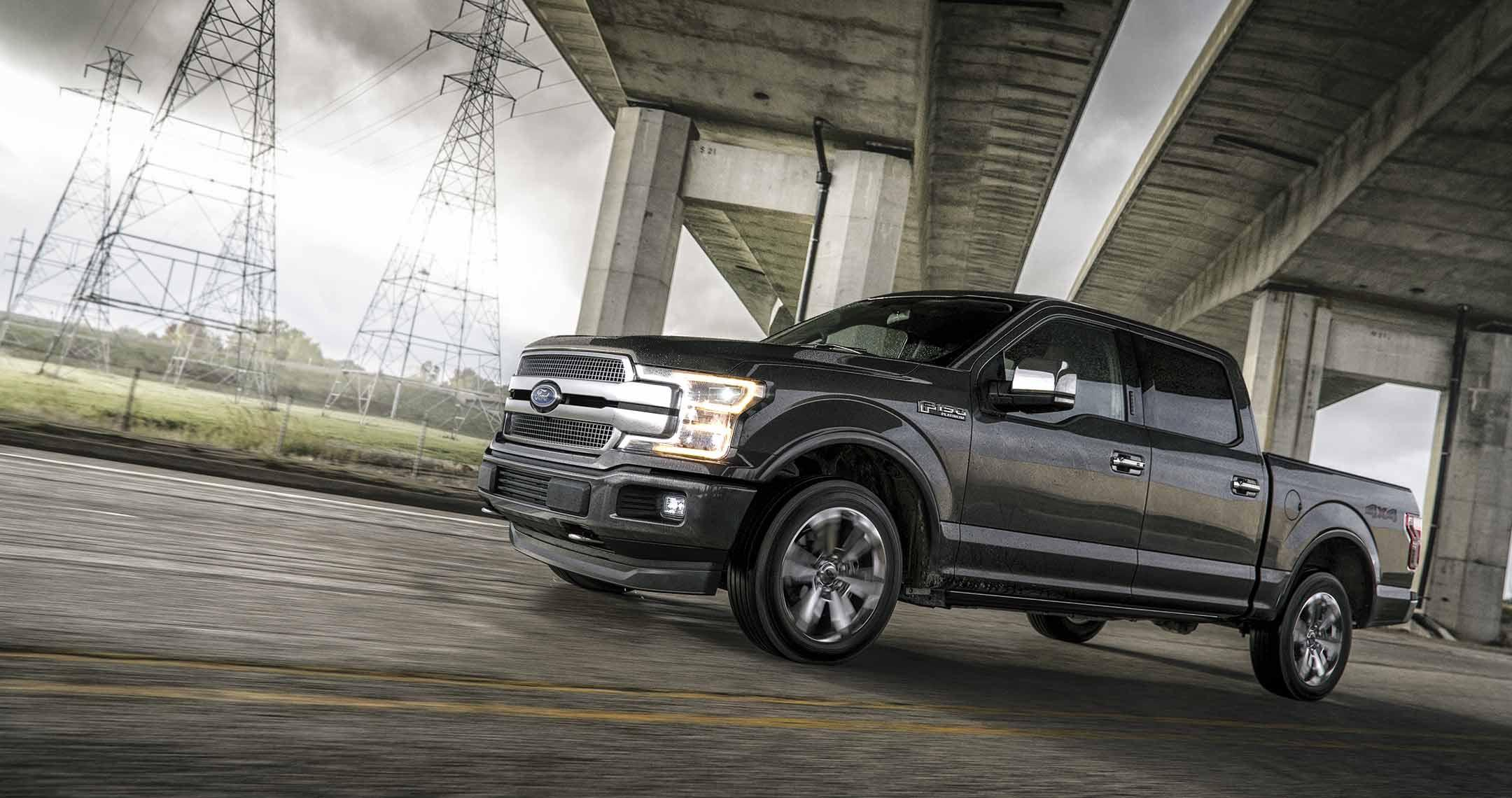 Southern California Ford F-150