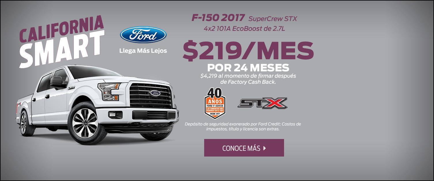 F-150 STX Lease