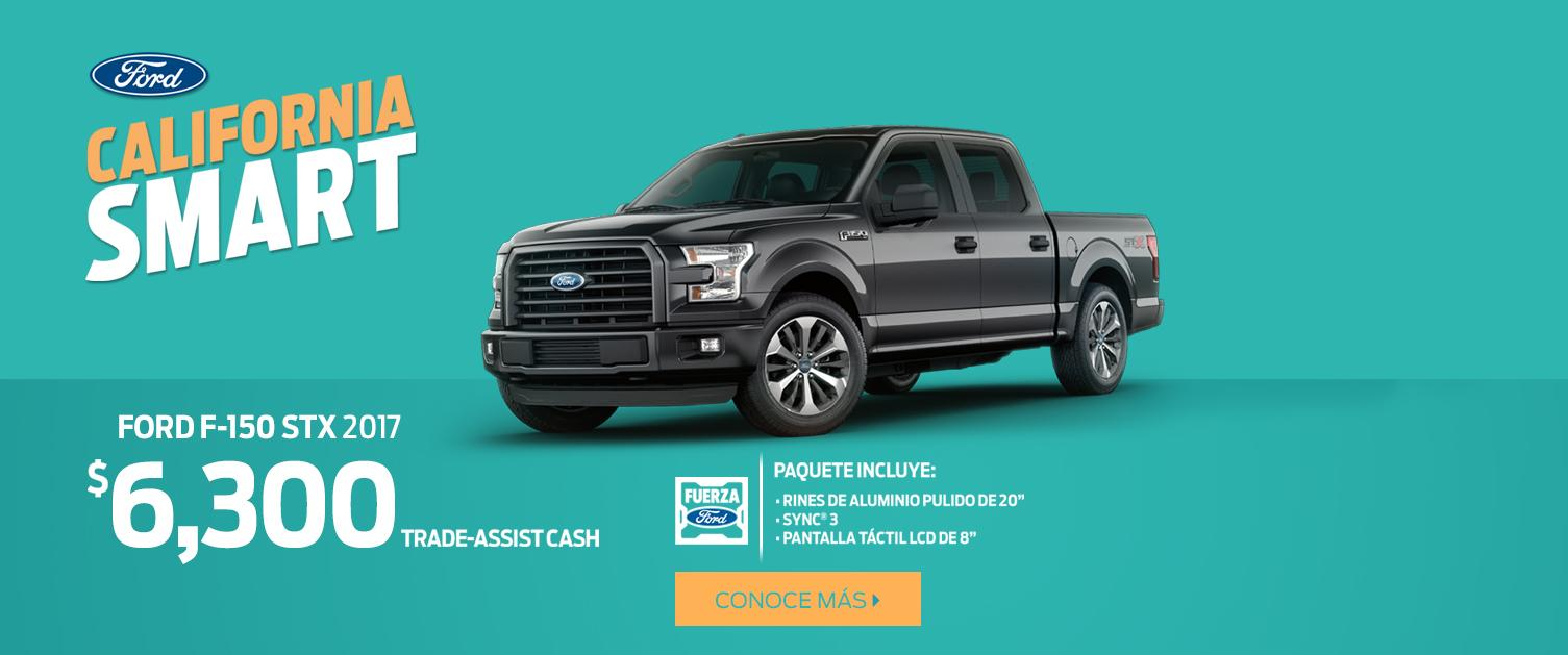F-150 STX Trade Assist