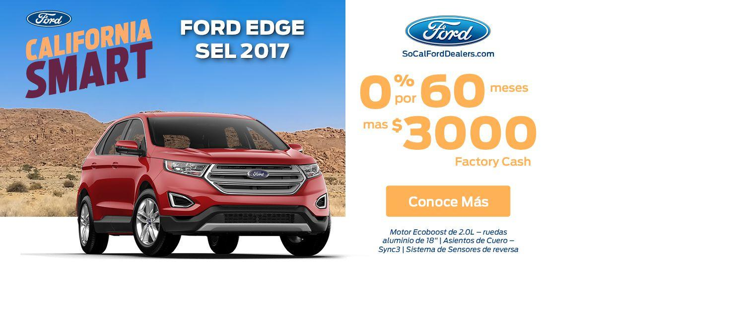 2017 Edge SEL Special