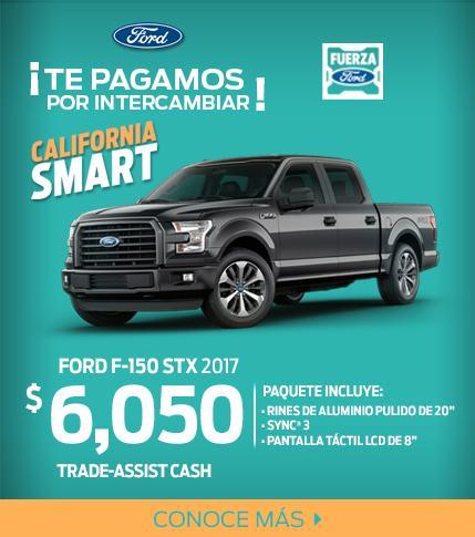 Ford F-150 STX Trade Assist