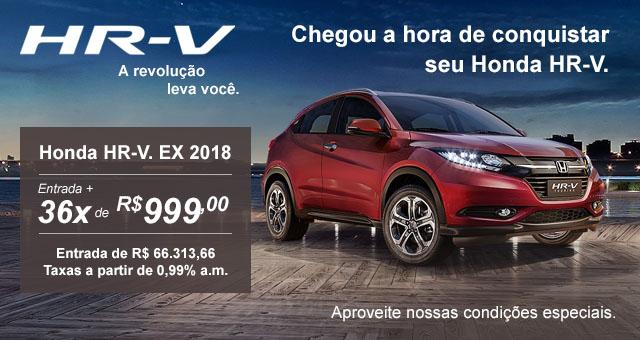 Honda Dealer HRV 2018
