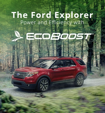 Trillium Ford Lincoln Ford Explorer EcoBoost