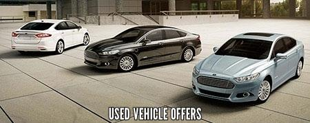 used inventory ford