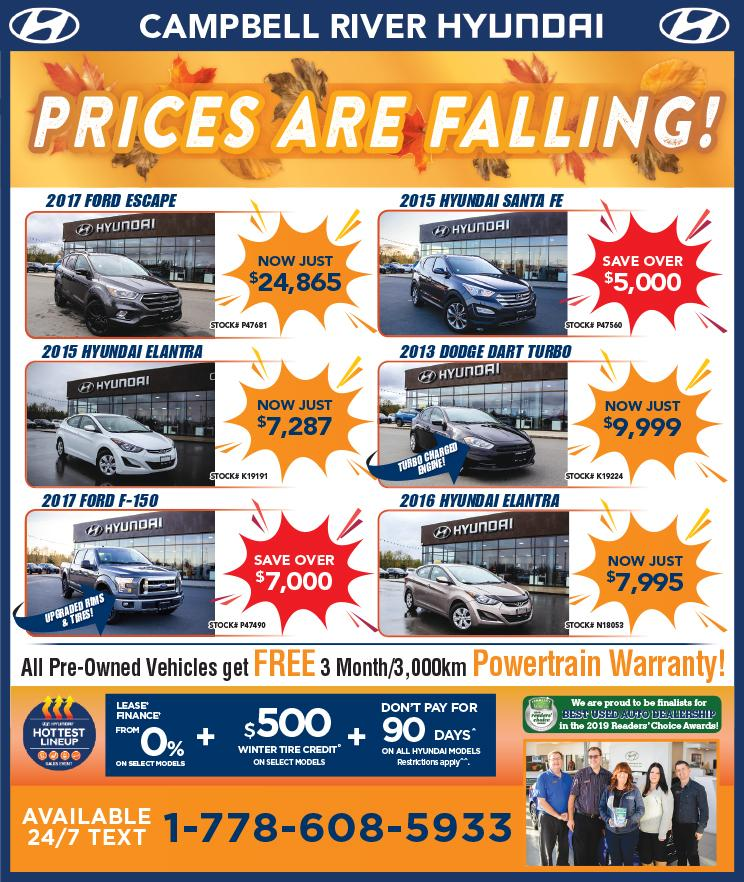 CRH - Nov Used Offers Updated
