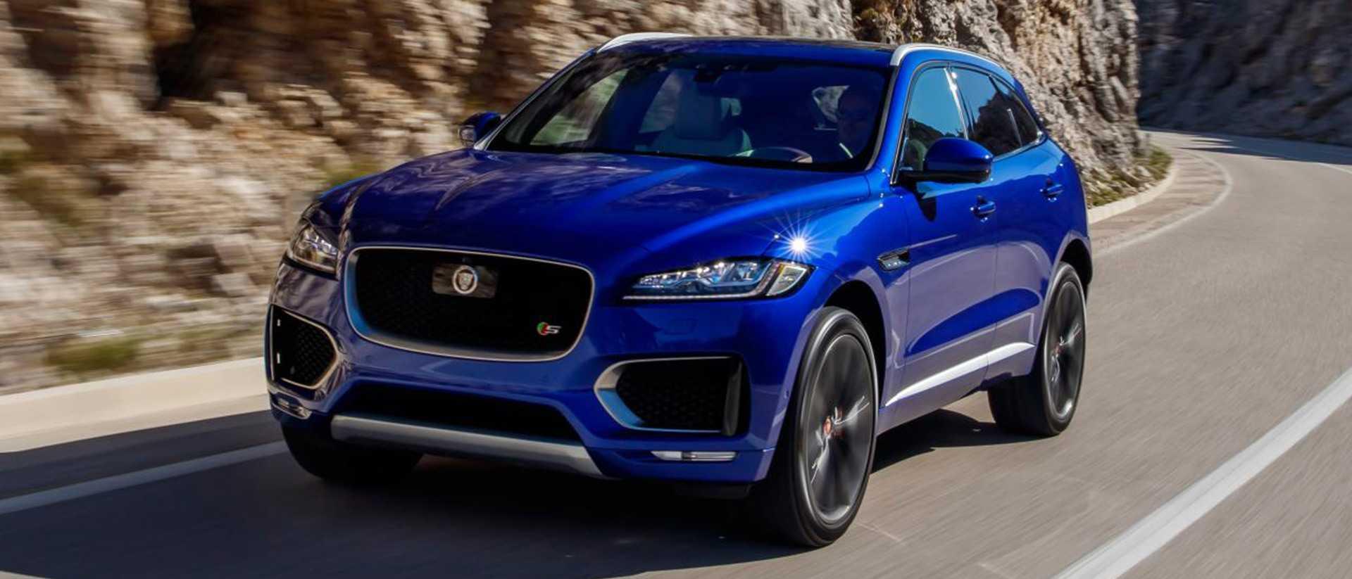 2017 Jaguar