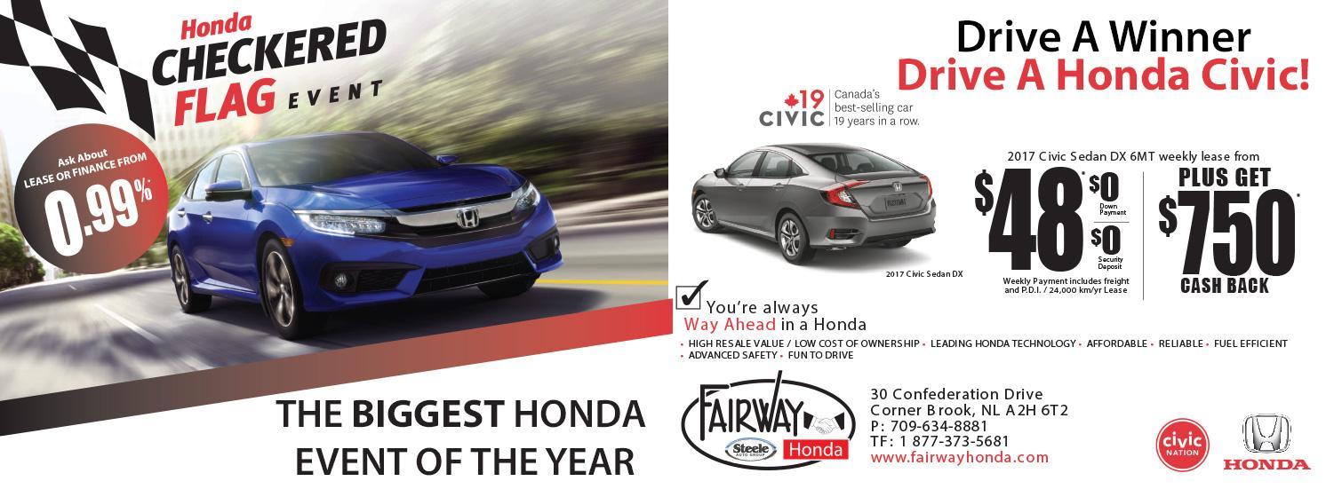 Fairway Honda - 2017 Civic