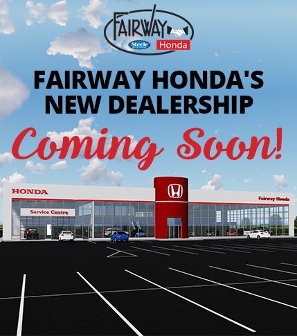 Fairway Honda - Coming Soon