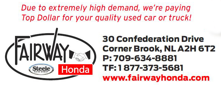 Fairway Honda - Book your Appointment