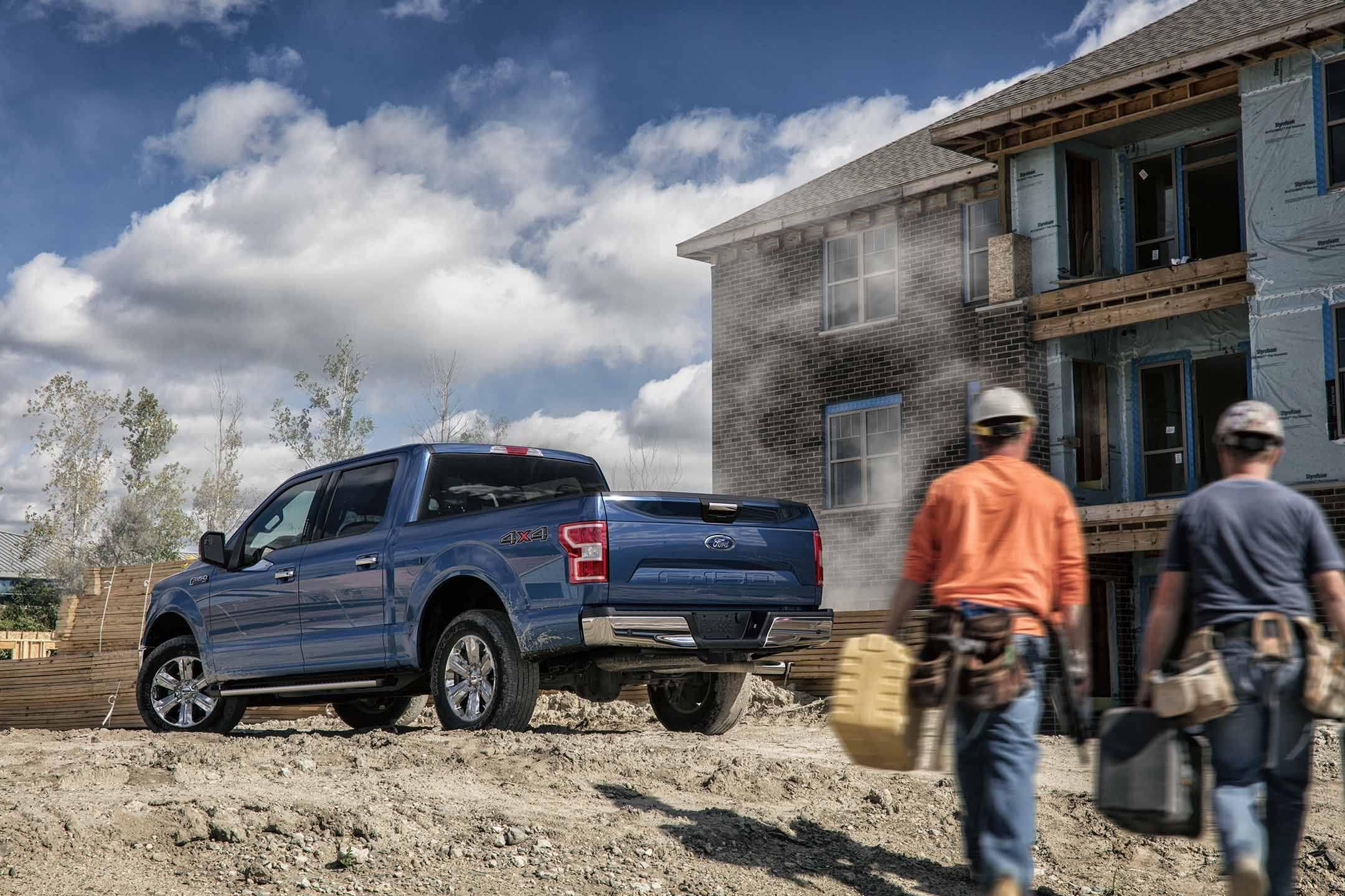 2019 Ford F-150 XLT SuperCrew Truck at Cabot Ford Lincoln in St. John's, Newfoundland and Labrador (NL)