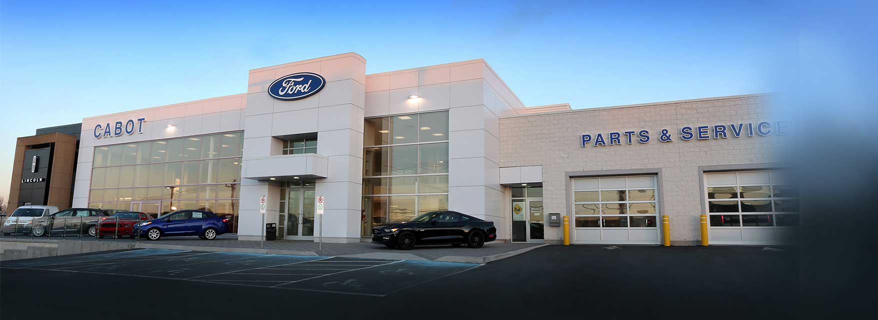 Your Ford dealership in St. John's