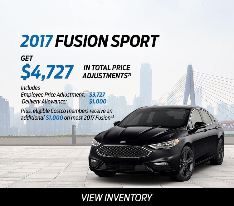 2017 Fusion