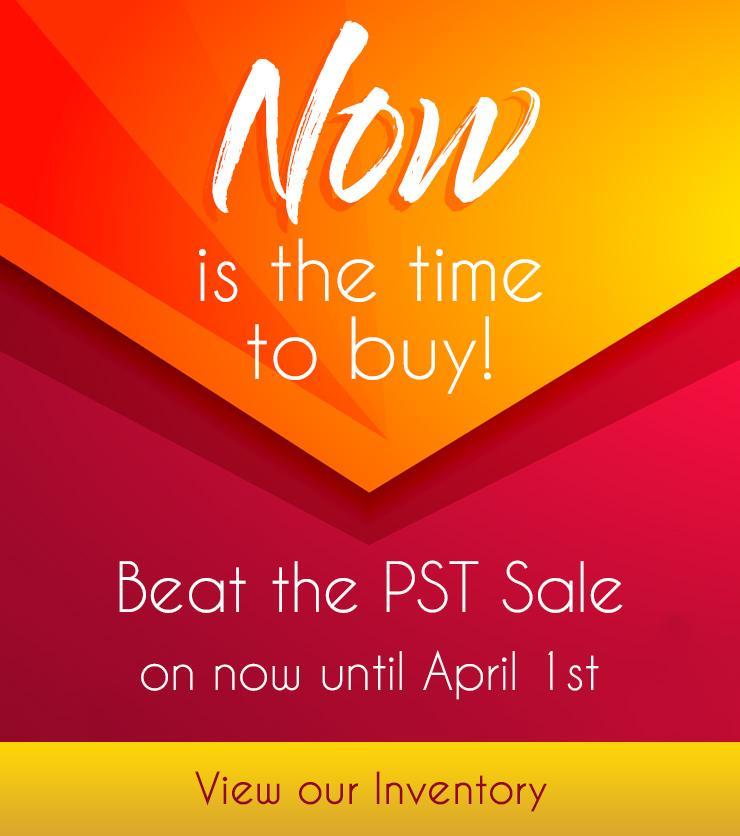 PST Sale