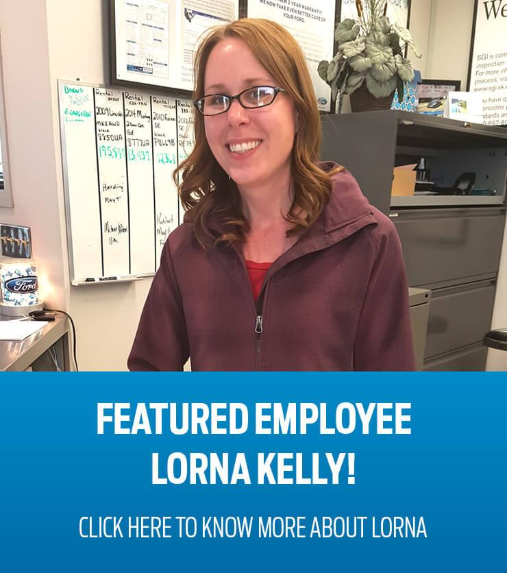 Featured employee