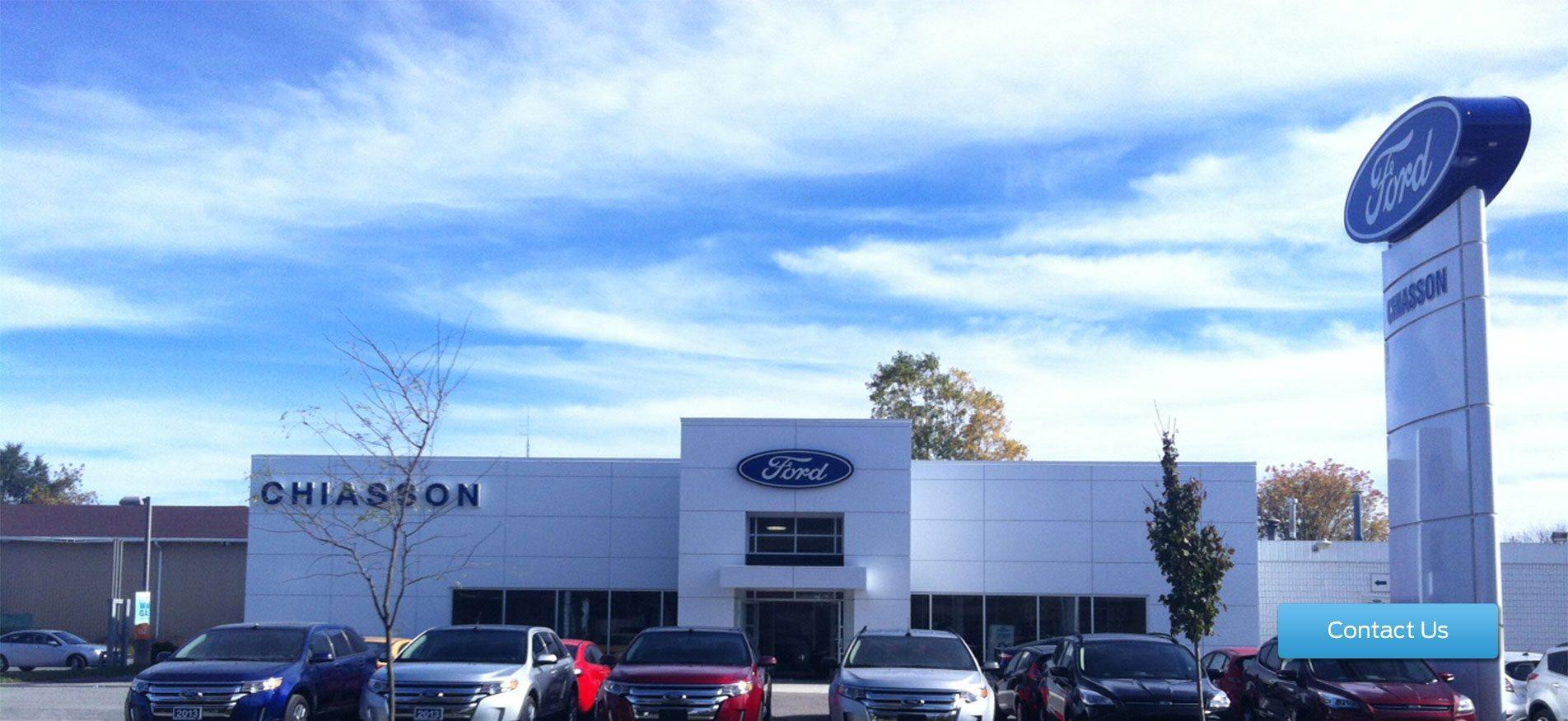 Chiasson Ford