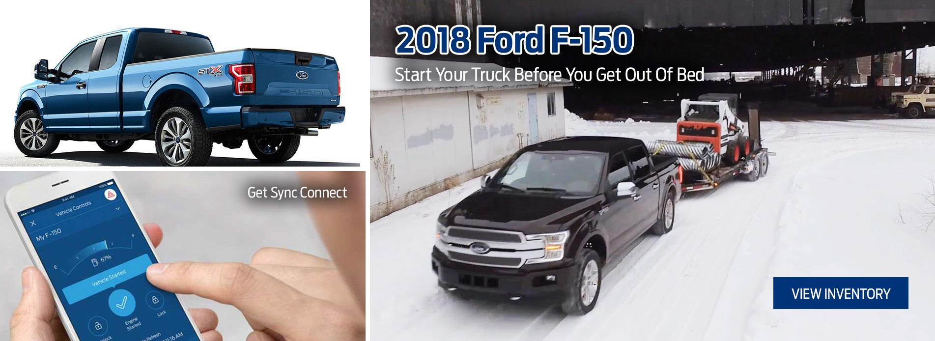 2018 F-150 Coastal Ford Squamish