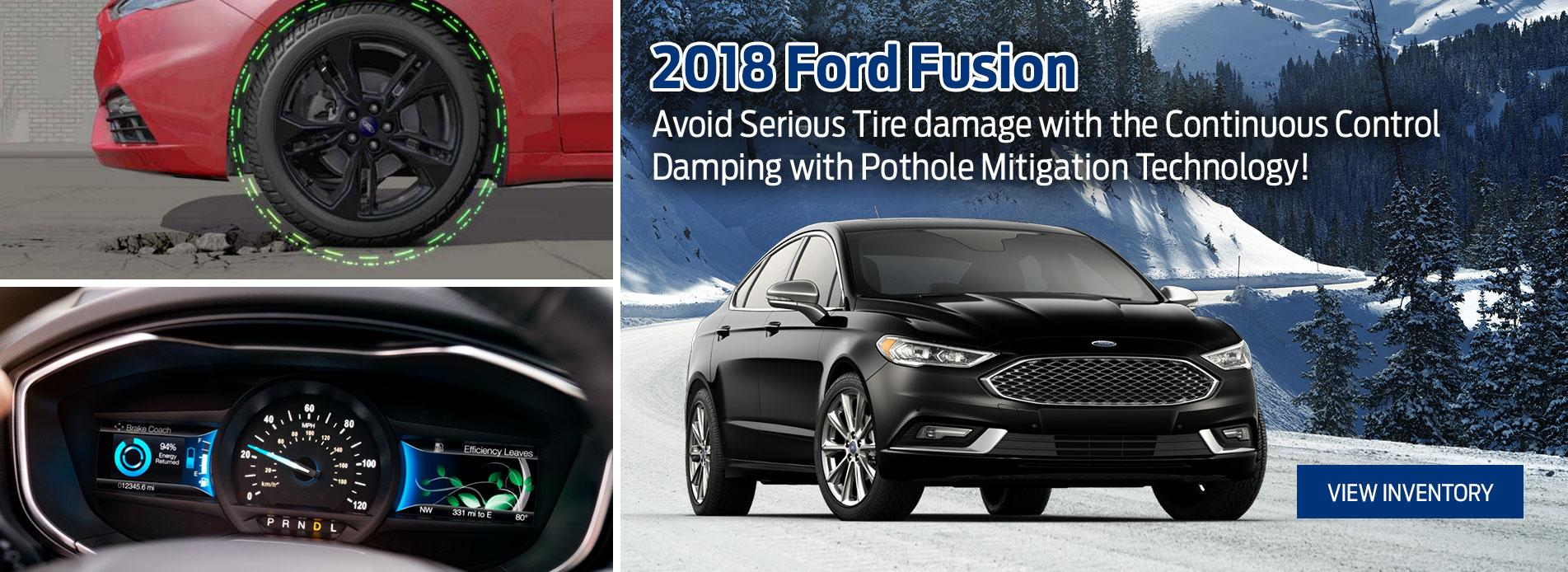 2018 Fusion Coastal Ford Squamish