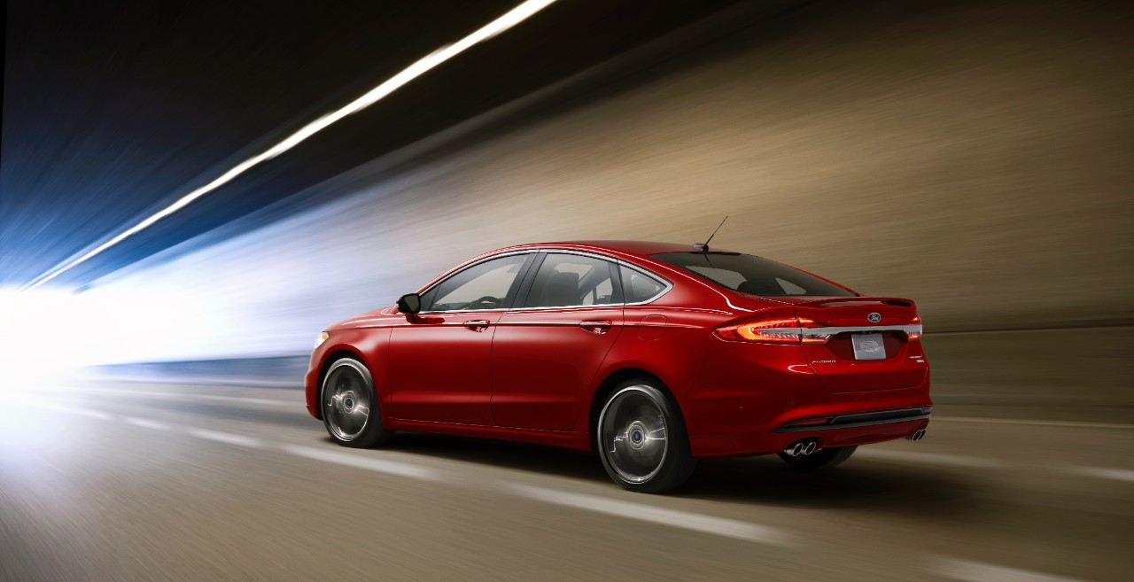 Ford Fusion Sault Ste Marie