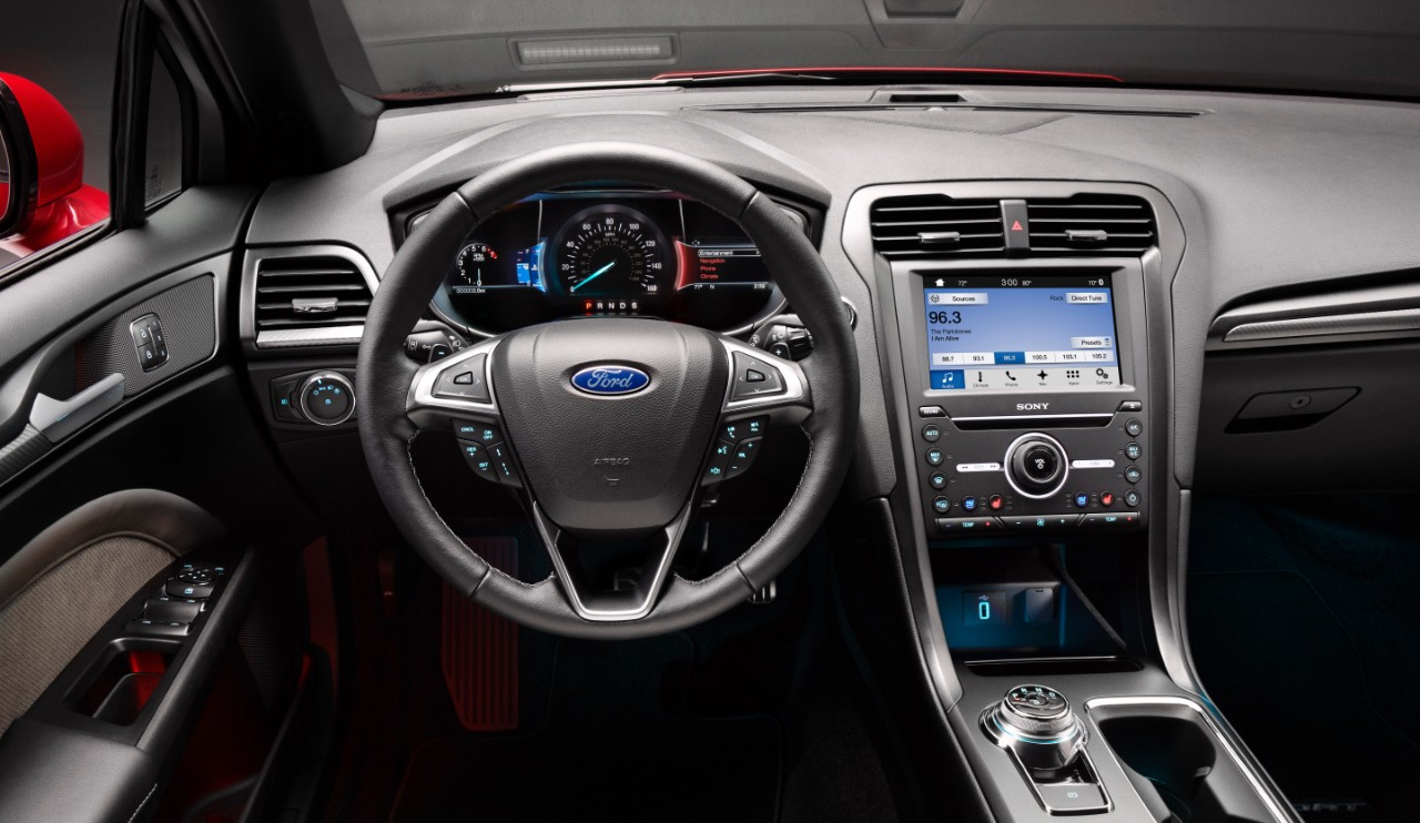 Sault Ste Marie Ford Fusion
