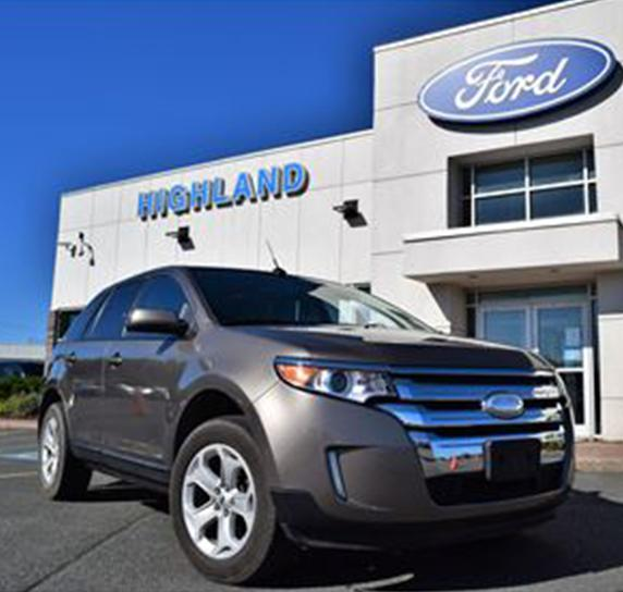 Used Vehicles at Highland Ford