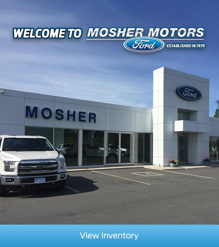 mosher ford