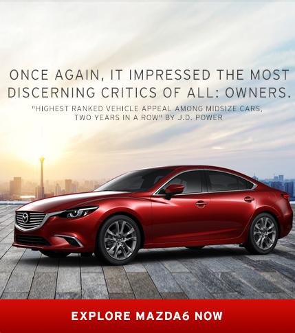 Explore Mazda6 Now!