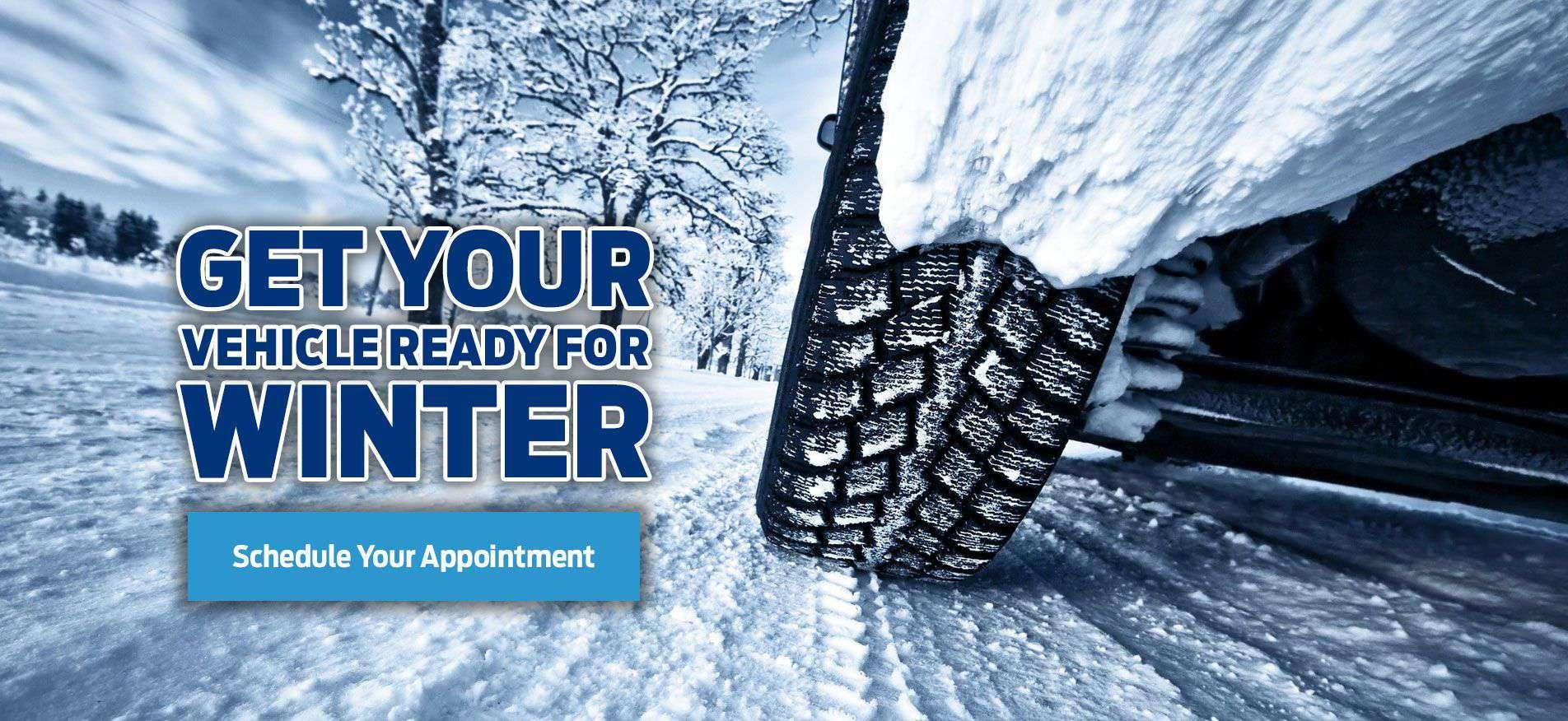 Winter tires Doug Hunter Ford