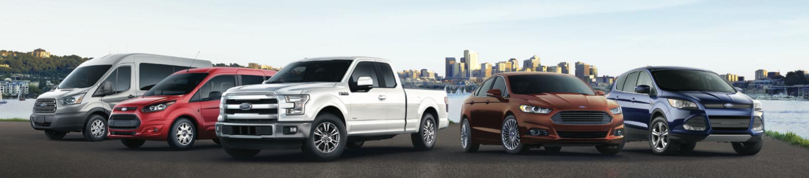 Cavalcade Ford - Fleet Program