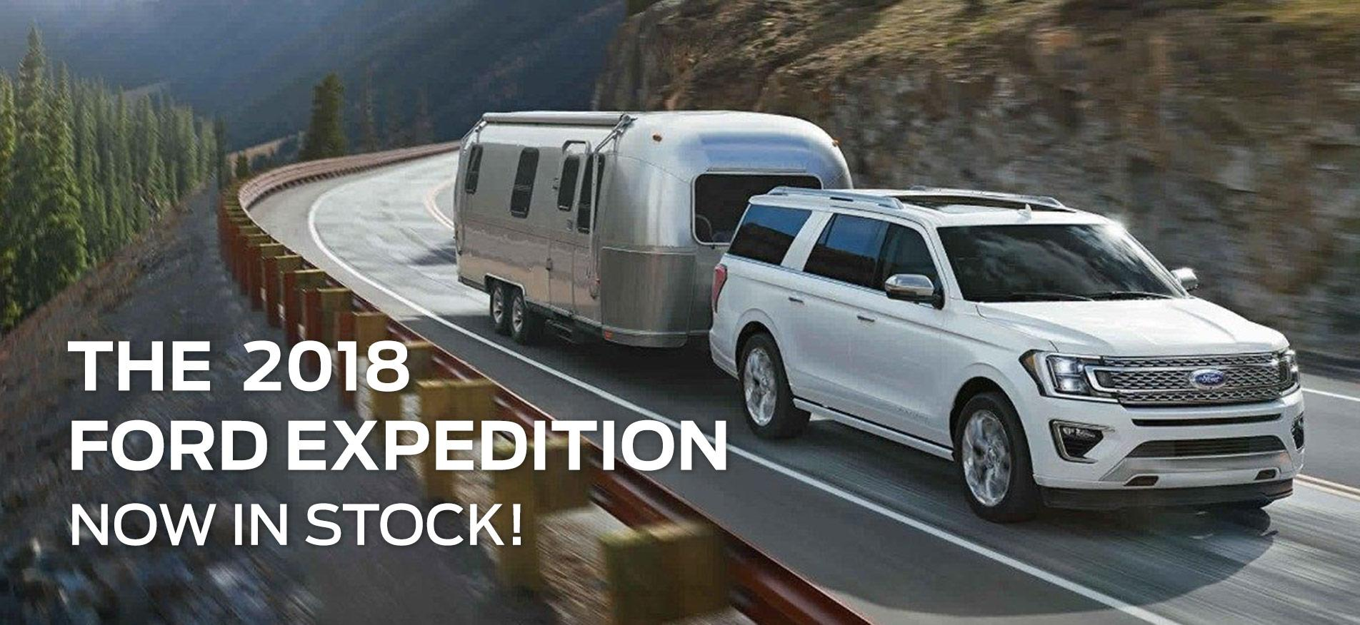 2018 Ford Expdition